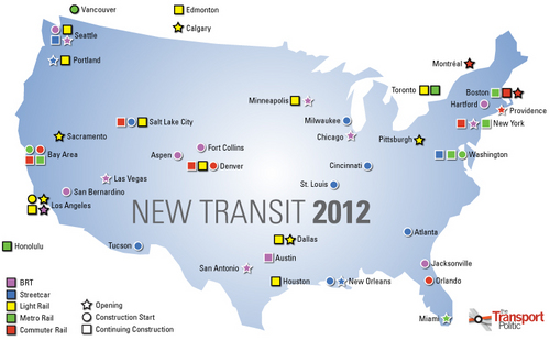 Transit starts show were making progress DenverUrbanism Blog